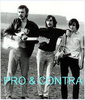 Hans Max Werner mit Band Pro und Contra