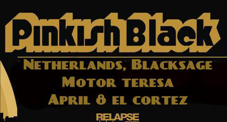 NETHrock with Pinkish Black