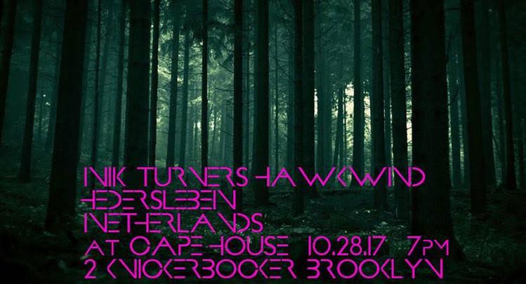NETHrock w. NIK TURNER'S HAWKWIND