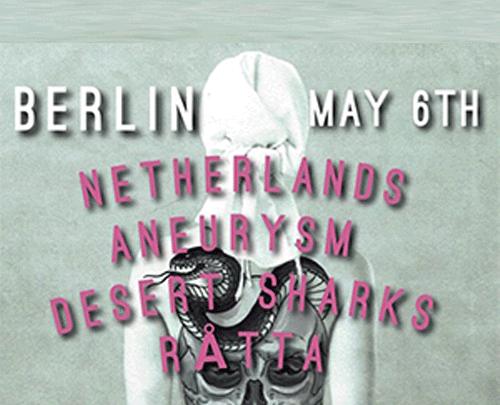 NETHrock at BERLIN
