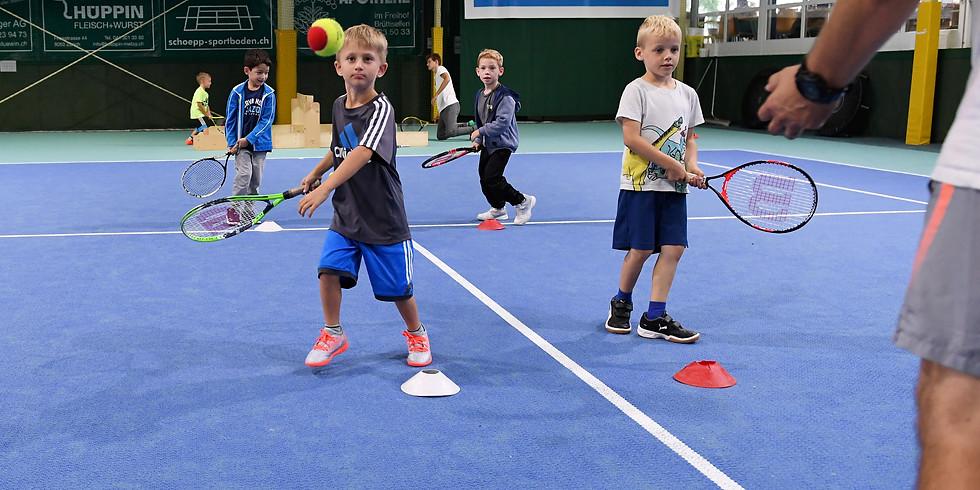 Sommerkurs Tennis-Cross-Bewegungsschule