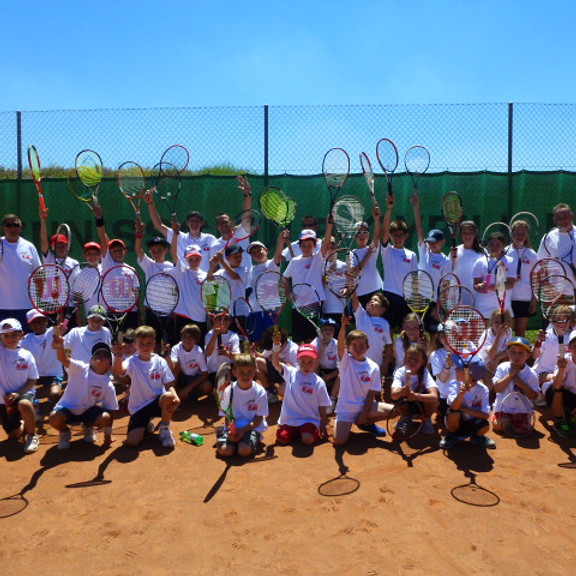 Sommer Junioren-Camp