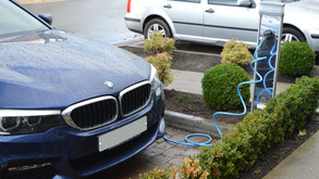 Home EV Charging Bollard Installation in Co. Dublin
