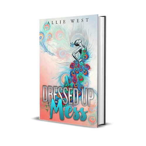 A Dressed Up Mess Paperback