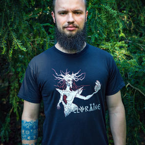T-Shirt The Heart of Stone Men Black