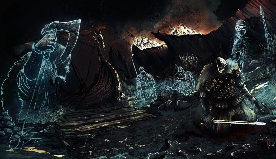 "Poster ""Horalové"" (The Highlanders)"