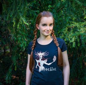 T-Shirt The Heart of Stone Women Black