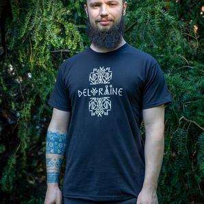T-Shirt Deloraine Men Black
