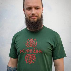 T-Shirt Deloraine Men Green