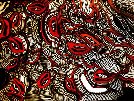 Caminando por esta orilla (12º entrega de  Esquirlas del miedo) / Marcelo Percia