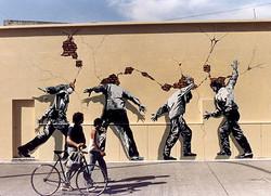 Grupos Escombros Teoría del arte Mural