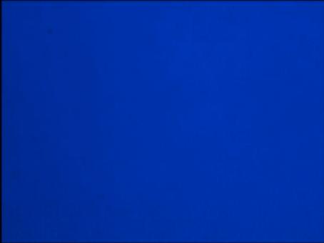 Blue / Texto de la película de Derek Jarman