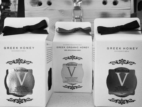 Το Ελληνικό μέλι Vasilissa ανοίγει τα σύνορα και κατακτά τις ΗΠΑ