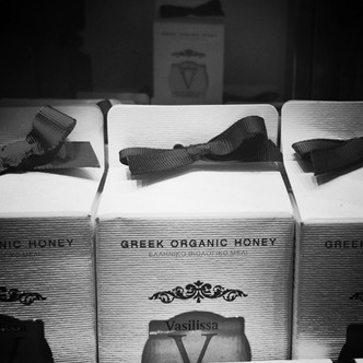 Vasilissa Greek Honey package