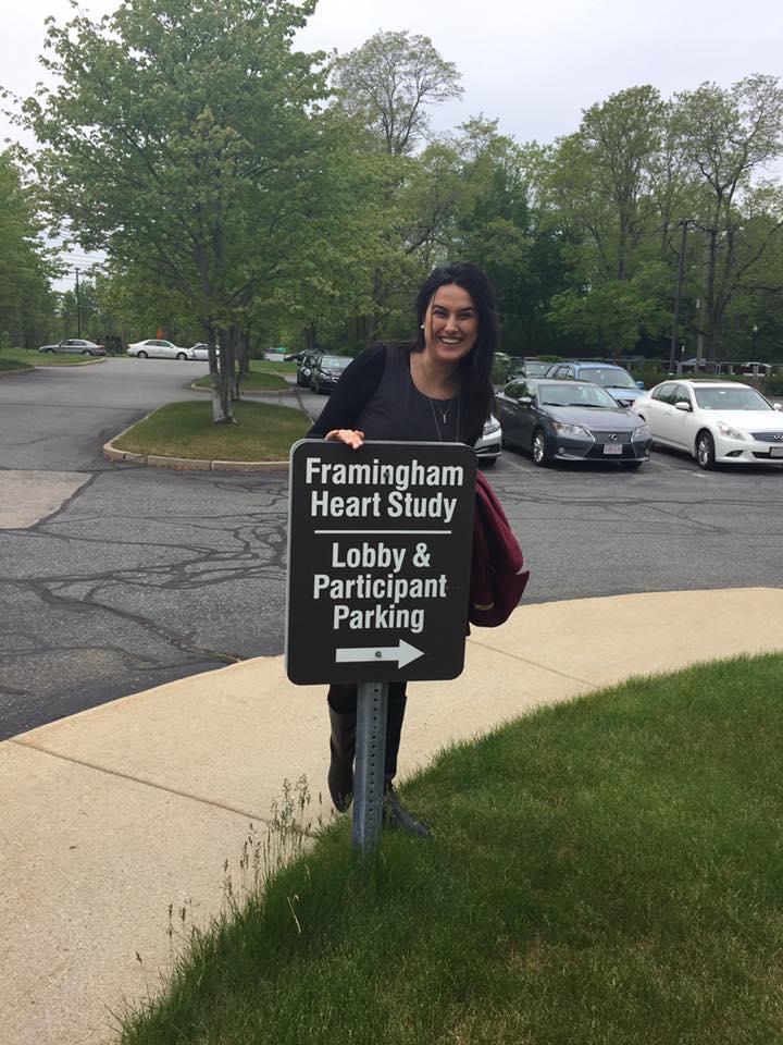 Framingham Heart Study, love it!