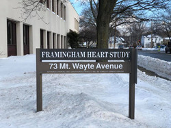 This is the Framinghan Heart Study