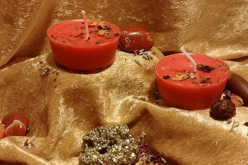 Honey Goddess Passion Candle