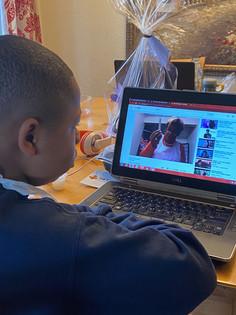 Community Virtual Mentoring Program