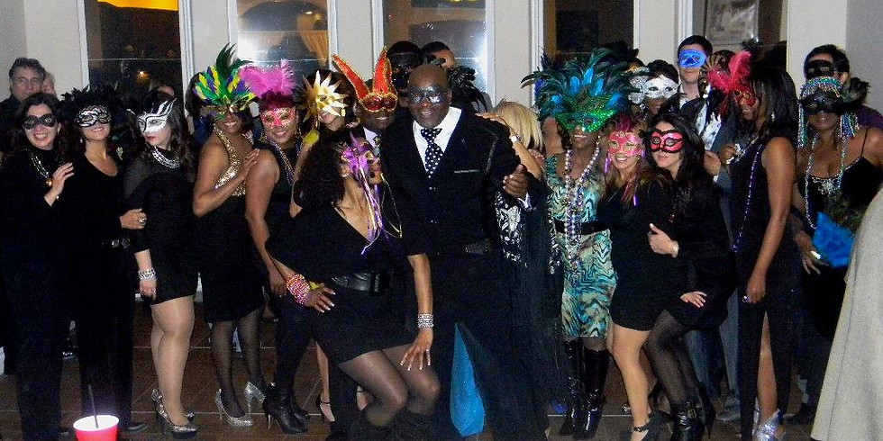 Sims-Fayola Masquerade Gala