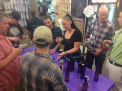 beer competition at The Brew Hut