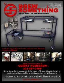 Our Rack system we designed ourselve