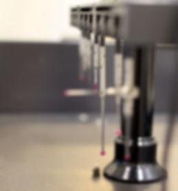Mitutoyo tridimensionnelle palpeur renishaw 3D