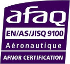AFNOR ISO9100 aéronautique usinage