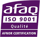 AFNOR AFAQ ISO9001 aéronautique usinage