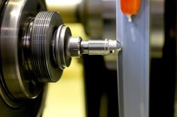 Rectification CNC aéronautique