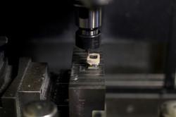 Implant médical PEEK marqueur