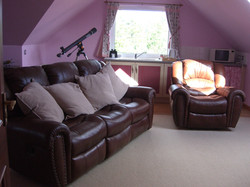 Heather living area