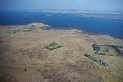 Looking NW, over Loch Ewe