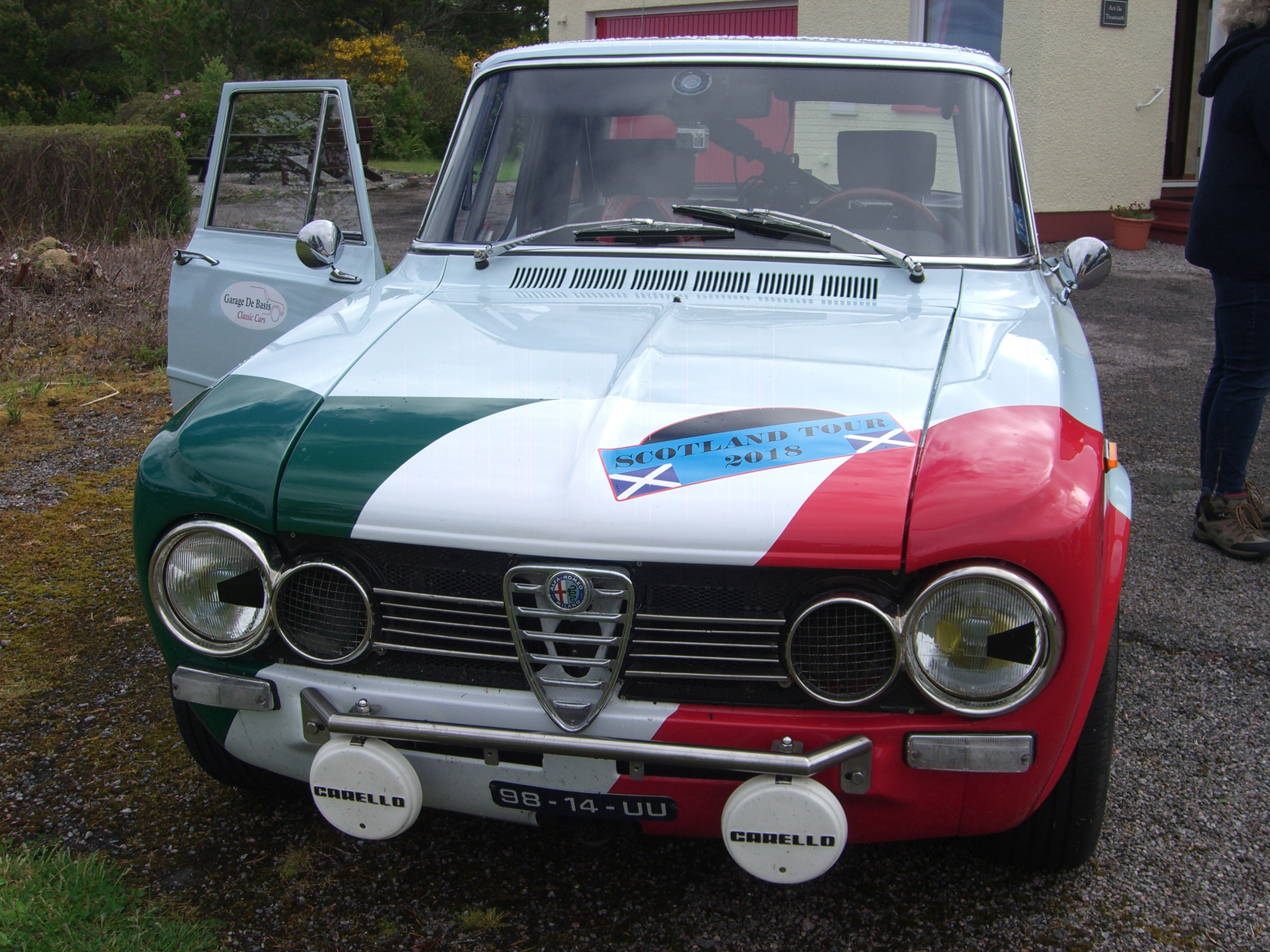 Guest's Alfa Romeo