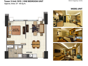 Serin East Tagaytay - Unit of the Day! Oct. 13, 2020