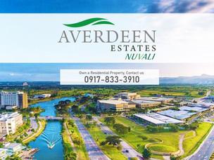 Averdeen Estates | Nuvali Laguna Lauching Soon!
