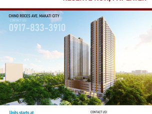 Reserve Now, Pay Later | Avida Towers Makati Southpoint, Chino Roces Ave., Makati City