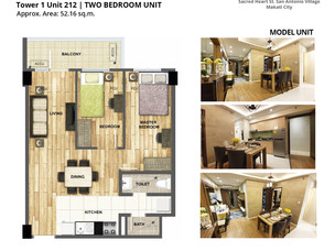One Antonio, Low-rise Condo in Makati - Unit of the Day! Oct. 14, 2020