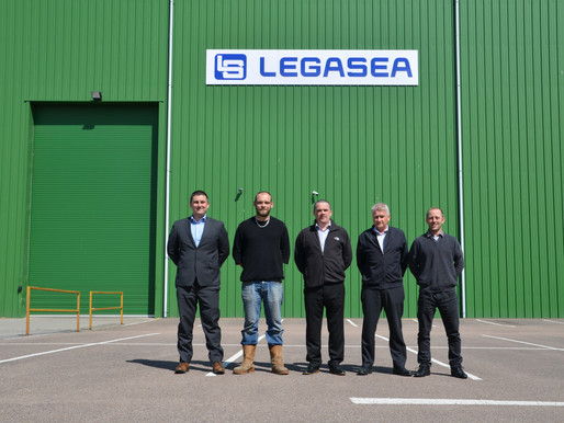 New start-up company Legasea set to reduce the environmental impact of the oil and gas industry