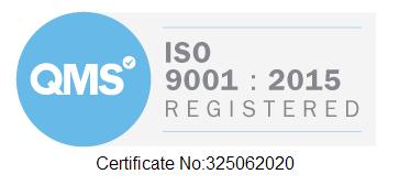 Legasea Achieves ISO 9001 / 14001 / 45001 Standards
