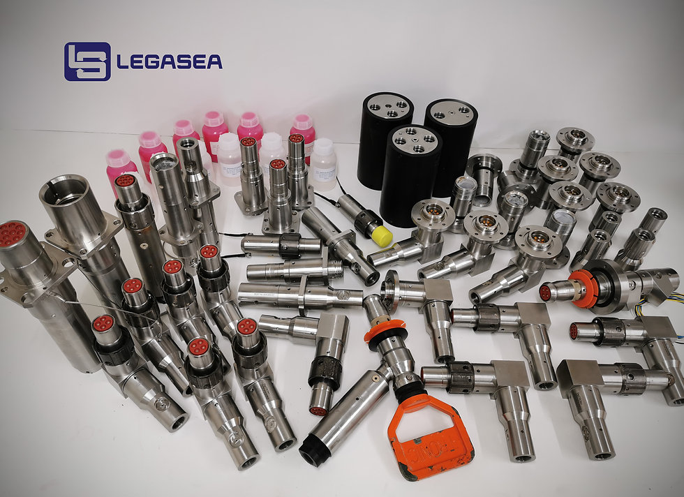 Legasea Subsea Electrical Connectors, New and Refurbished, Manufacturer of Electrical Flying Leads, Jumpers, Electical Distribution Units