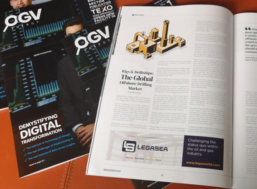 Legasea featured in OGV Energy!