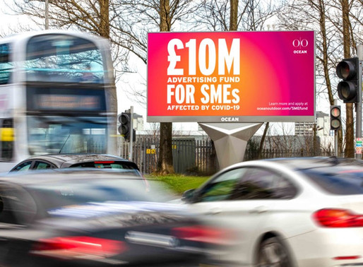 Legasea selected for £10m Ocean Outdoor SME Advertising Fund