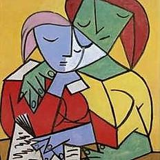 Pablo Picasso klein
