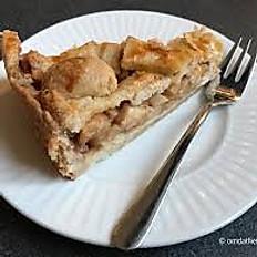 Huisgemaakte appeltaart, altijd vers