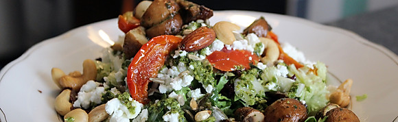 DeDaale salades