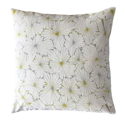 Fracture Cushion Cover - Hemp/Organic Cotton (mid-wight fabric)