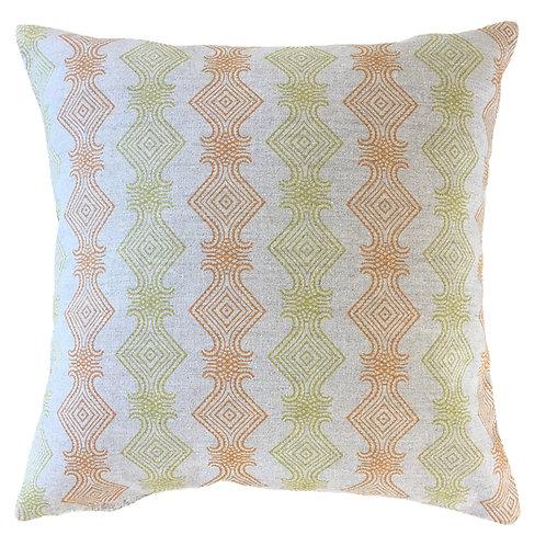 Whakapapa Cushion Cover - Hemp
