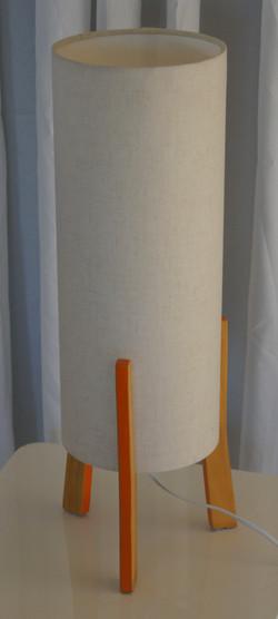 Lamp - Plain Shade