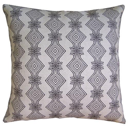 Whakapapa Cushion Cover - Hemp/Organic Cotton