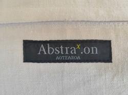 Sew on label